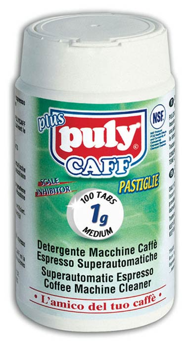 PULY CAFF Plus Tabs NSF 100 tabs